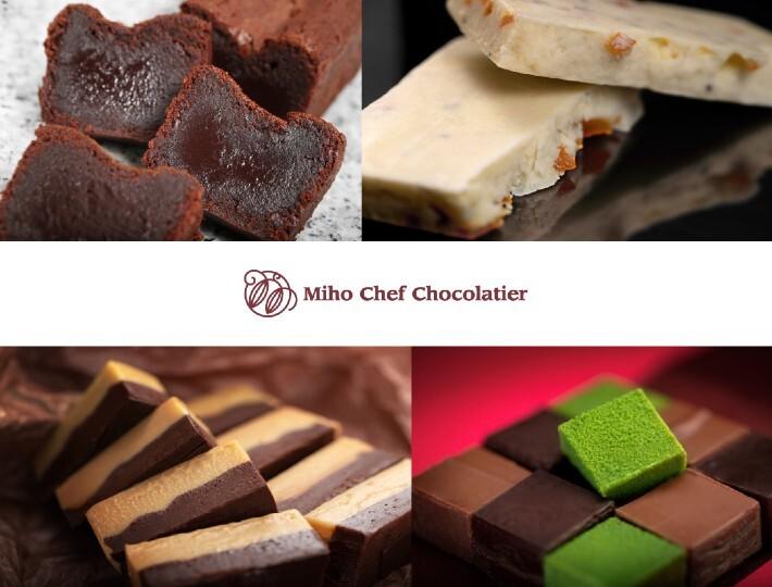 Miho Chef Chocolatier